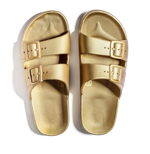 Freedom Moses - GOLDIE Slippers Adult