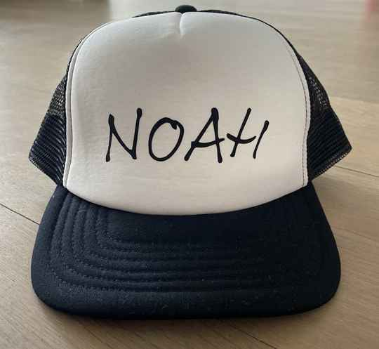 Truckercap Sample NOAH