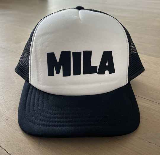 Truckercap Sample MILA