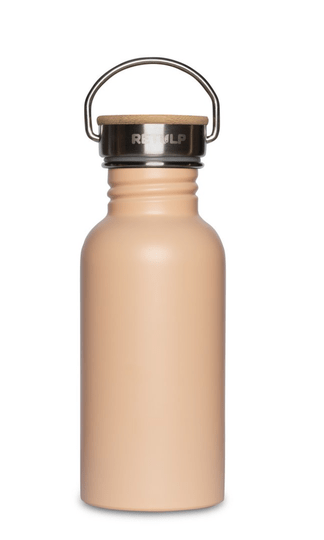 Drinkfles Champagne Pink
