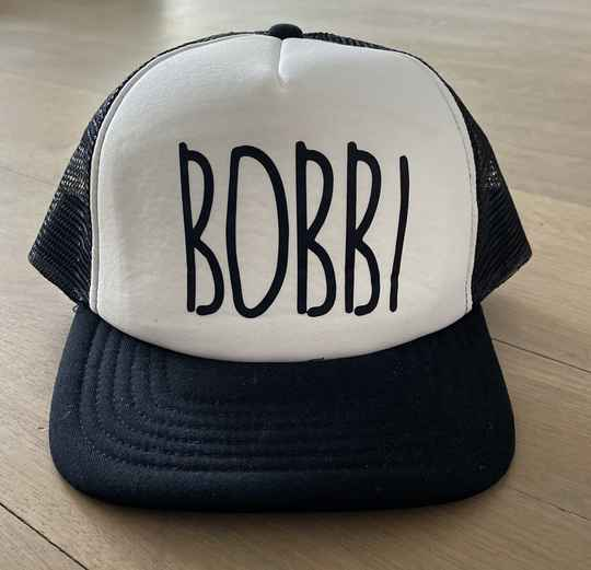 Truckercap Sample BOBBI