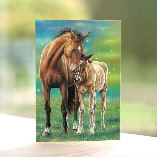 A Mother's Love | Greeting Card