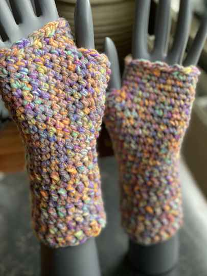Mittens - Candy-Pastels