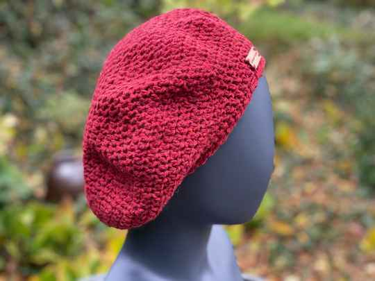 BaretBeanie - Red