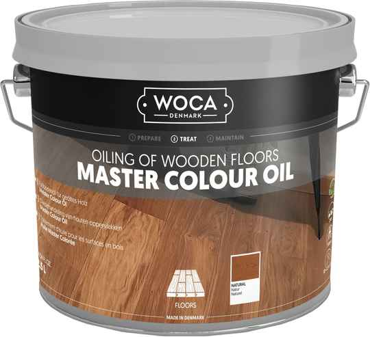 WOCA Master colour oil