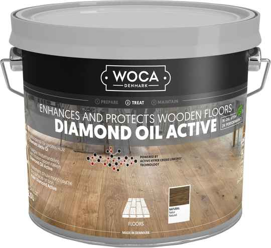 WOCA Diamond Oil Active