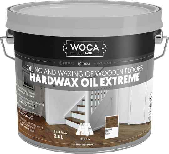 Hardwax Oil extreme