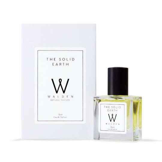 Walden Natural Perfume - The Solid Earth Purse Spray 15ml Unisex
