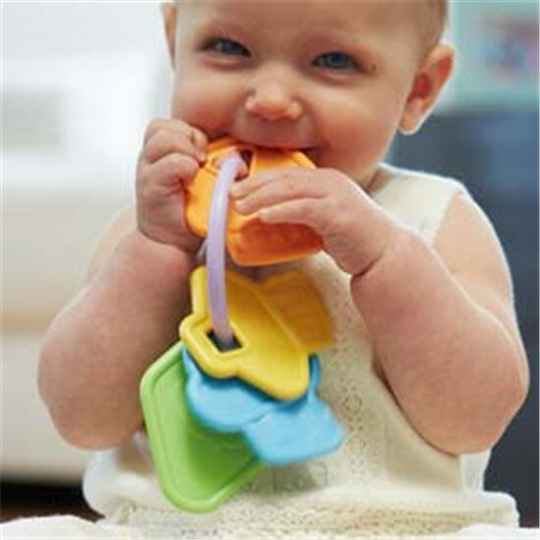 Green Toys - Baby 3 in 1 speelset
