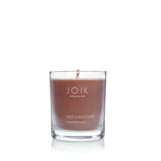 Joik Home & Spa -  Vegan Soywax scented candle Hot Chocolate, 145 gr.