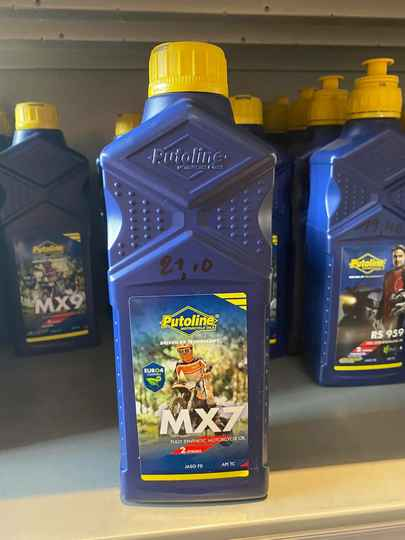 MX7 motorcycle oil 2takt