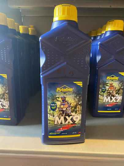 MX9 motorcycle oil 2takt