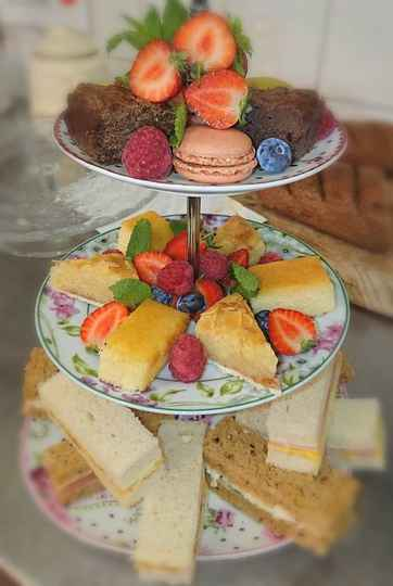 Afternoon Tea for 1