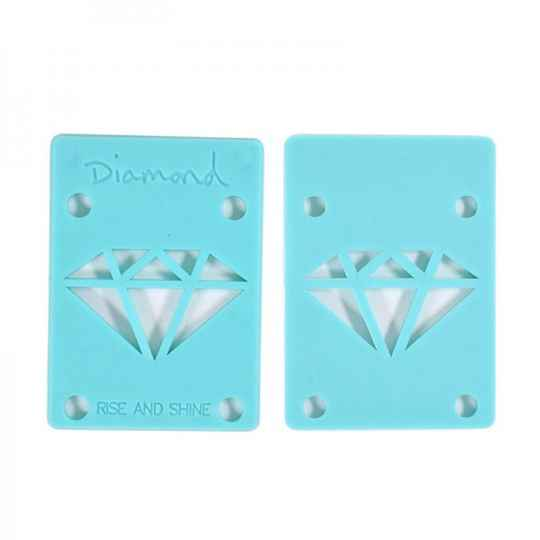 Diamond Rise & Shine Riser Pads Diamond Blue 0.125 Inch