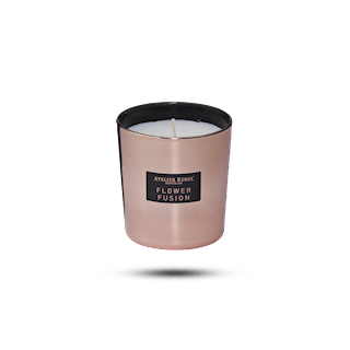 Scented Candle Flower Fusion