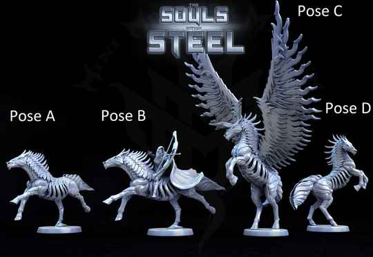 Iron Stallion - the Souls withing Steel