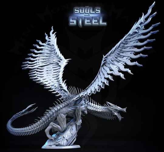 Inconel Dragon - the Souls within Steel