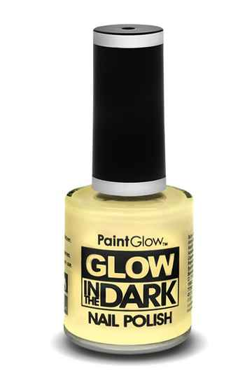 Glow in the dark nagellak UV neon invisible