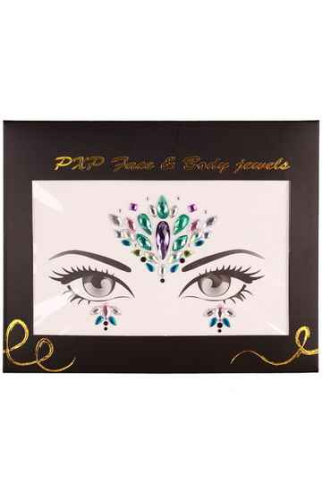PXP Professional Colours Face & Body jewels Model H