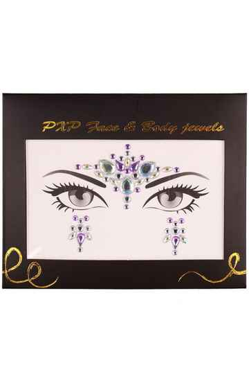 PXP Professional Colours Face & Body jewels Model K