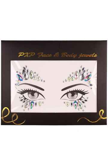 PXP Professional Colours Face & Body jewels Model L