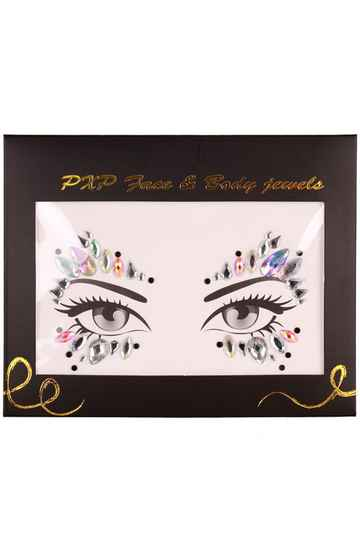 PXP Professional Colours Face & Body jewels Model I
