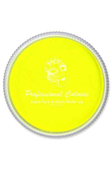 PXP Professional Colours Special FX 30 gram Neon Yellow