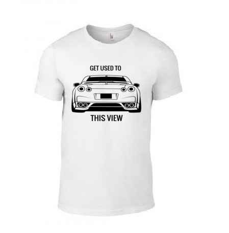R35 'Get Used To This View' T-Shirt
