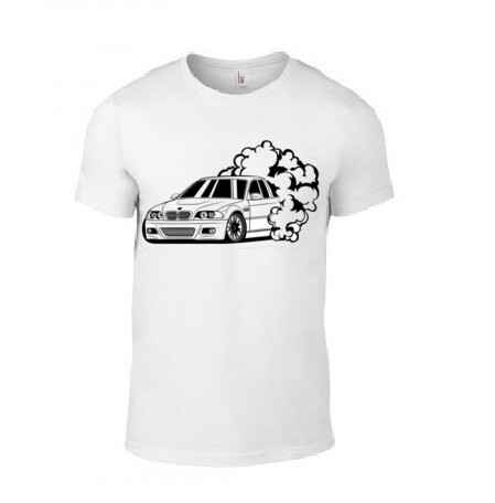 E46 'BURNOUT' T-Shirt