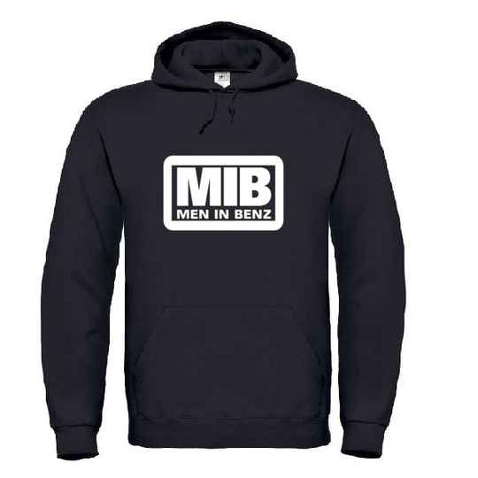 'MIB Men In Benz' Hoodie