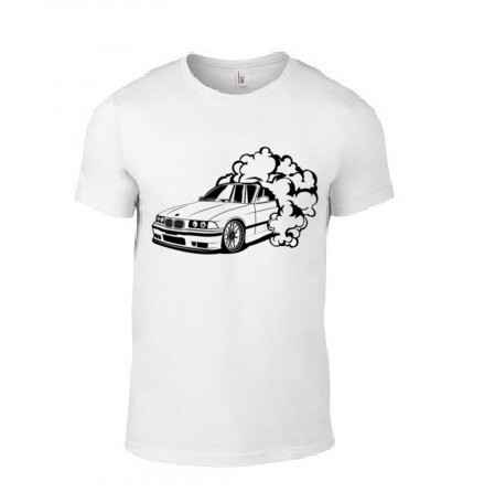 E36 'BURN OUT'  T-Shirt