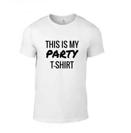 'This Is My Party T-Shirt' T-Shirt
