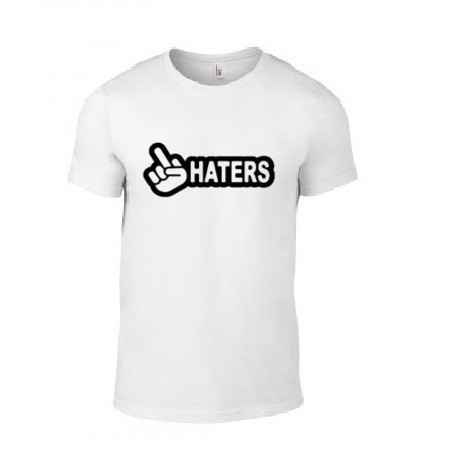 'F*CK HATERS' T-Shirt