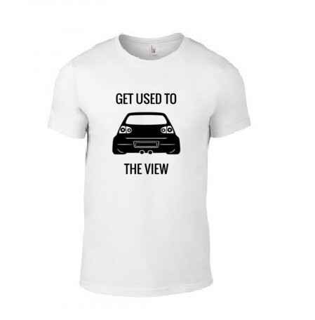 MK5 'GET USED TO THE VIEW' T-Shirt