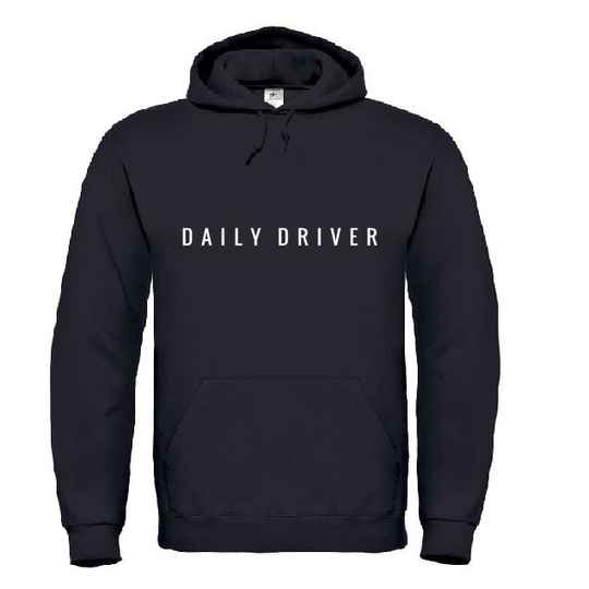 'DAILY DRIVER' Hoodie