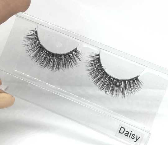 Daisy wimpers - Faux Mink