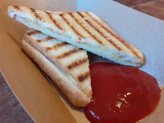 Grilled Cheeze