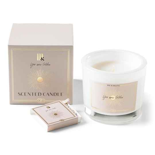 Luxury scented candle - You're Golden