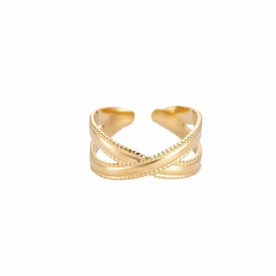 Tesa Twist Ring