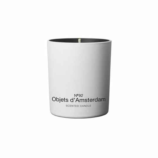 Marie - Stella - Maris  Scented Eco Candle Objets d'Amsterdam - 220 gr