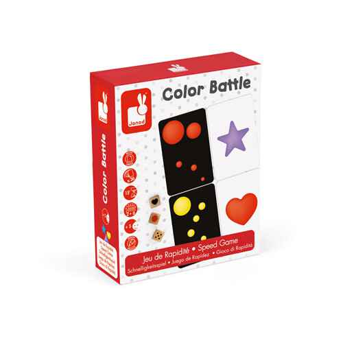 Spel - Speed color 5+