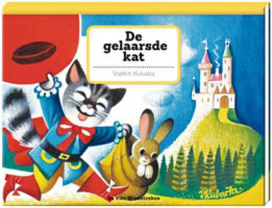 Pop-up boek De gelaarsde kat 4+