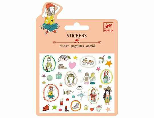 Stickers Mode & Lifestyle 4+