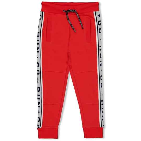 Sturdy | Sweatpants Red - Playground
