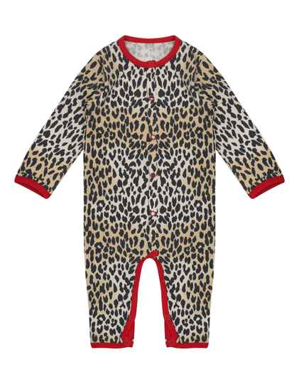 Claesen's |  Babysuit Brown Panther