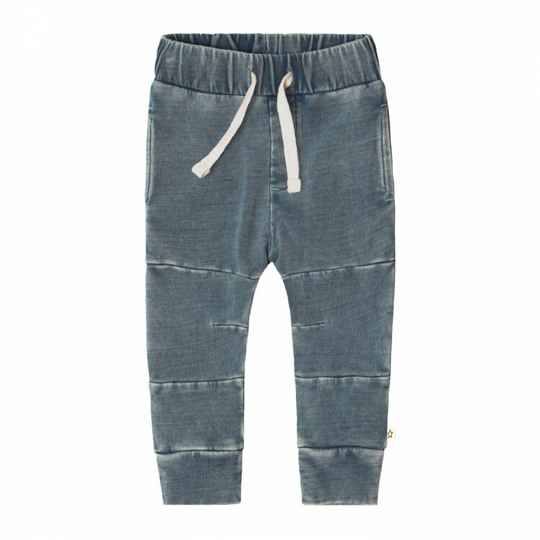 Your Wishes | Seam Jogging Knitted Denim