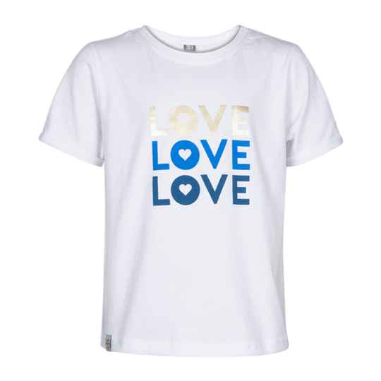 Kiestone | T-Shirt Wit Love