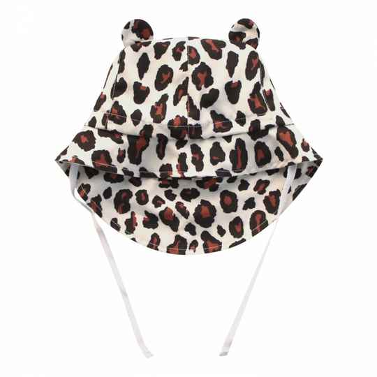 Your Wishes | Bear Summer Hat Leopard
