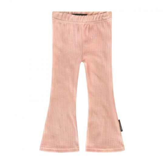 Your Wishes | Flared Pants Pink Rib
