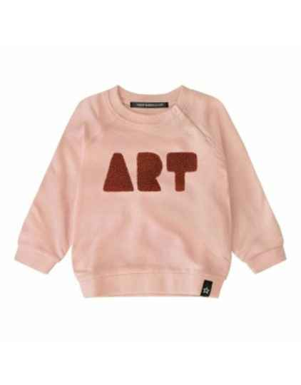 Your Wishes | Sweater Soft Pink Art